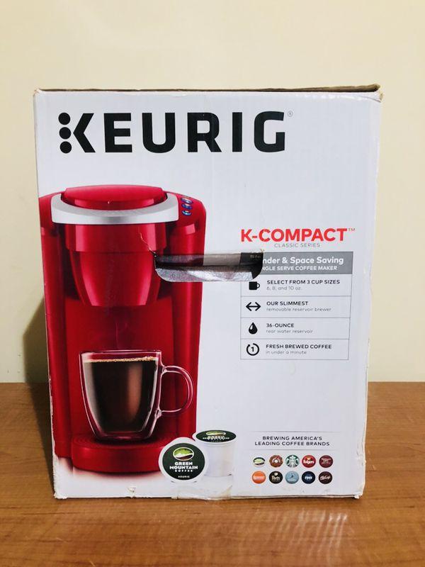 Keurig K Compact Single Serve K Cup Pod Coffee Maker Imperial