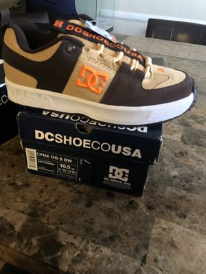 Dc shoes size 10.5 for Sale in Orange, CA
