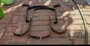 1948 Chevy car Fleetline bomb front and rear bumper brackets for Sale in Anaheim, CA