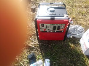 Honda inverter 2800 watts for Sale in Auburn, WA