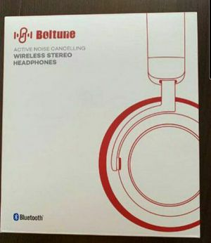 Brand new Noise Cancelling Headphones ,Bluetooth Headphones with Microphone/Deep Bass Over-Ear,30H Playtime comparable to beats ep wired or wireless for Sale in Tempe, AZ