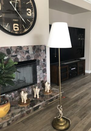 Floor lamp for Sale in Eastvale, CA