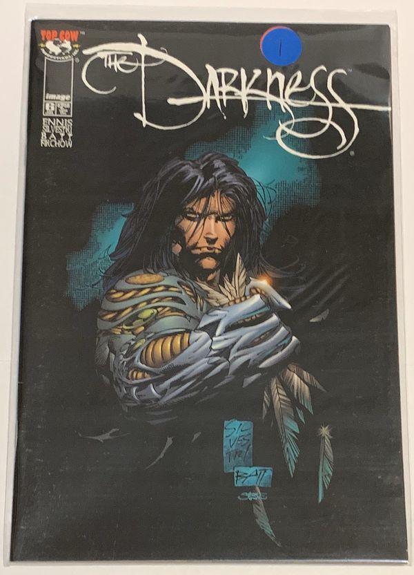 Darkness 6 Image Comics Garth Ennis