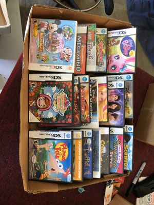 Wii/DS/DVD's for Sale in Pismo Beach, CA