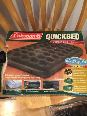 Air mattress Coleman 15 for Sale in St. Peters, MO