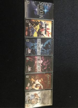 PSP games for Sale in Fort Belvoir, VA