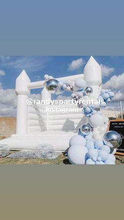 White Jumper $300 @ Event  for Sale in Whittier, CA