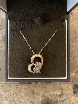 Heart Gold Necklace for Sale in Santa Ana, CA