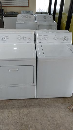 Washer and dryer works great Kenmore for Sale in Deltona, FL
