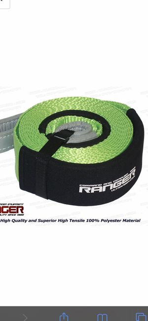 Brand New Ranger towing Rope high quality for Sale in Sacramento, CA