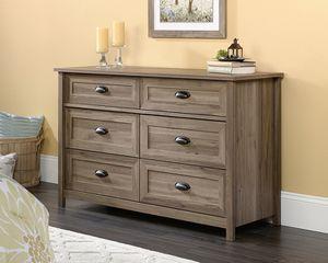 6 Drawer Dresser, Salt Oak for Sale in Santa Fe Springs, CA