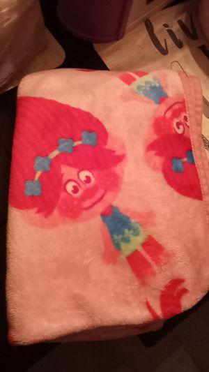 Soft Trolls Blanket for Sale in Glendale, AZ