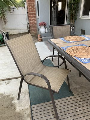 5 Piece outdoor dining set! for Sale in Sacramento, CA