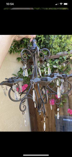 Hanging candle holder chandelier for Sale in Fremont, CA