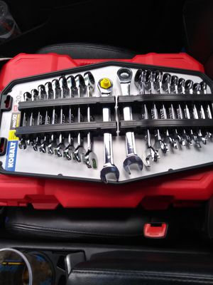 20pc cobalt gear wrenchs for Sale in Keizer, OR
