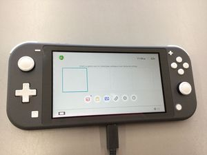 Nintendo Switch Lite Gray Handheld System for Sale in Kent, WA