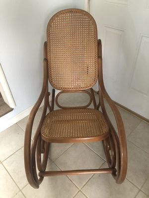 Vintage Bentwood Rocking Chair for Sale in Turlock, CA