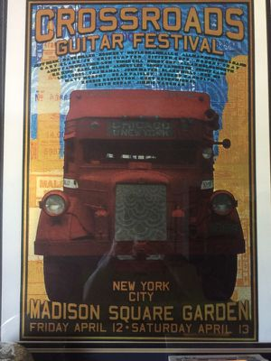 "Concert poster 24""-36"" for Sale in Modesto, CA"