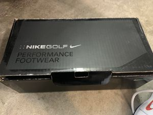 Nike remix Jr shoes size 3y - brand new Golf shoes for Sale in Seattle, WA