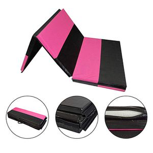 Brand New Folding 4x8 Exercise Gymnastics Yoga Gym Mat Mats for Sale in City of Industry, CA
