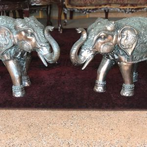 32inches Tall Pair Bronze Material Handmade From India for Sale in Brentwood, CA