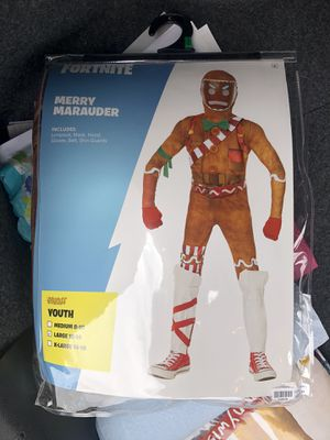 New fortnite costume size 12/14 for Sale in Littleton, CO