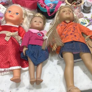 American girl Julie + More Dolls Clothes Accessories Huge Lot for Sale in Newport Beach, CA