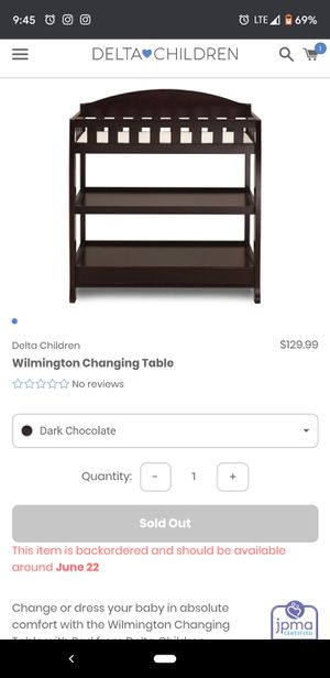 *NEW* Baby Changing Table for Sale in Orem, UT