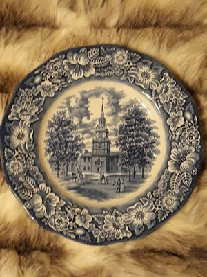 Liberty Blue Independence Hall Collectors Plate for Sale in Seaford, DE