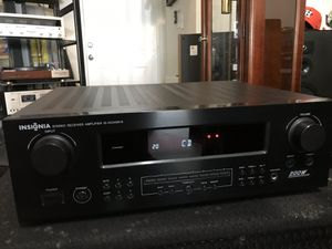 INSIGNIA stereo Receiver for Sale in Pasadena, TX