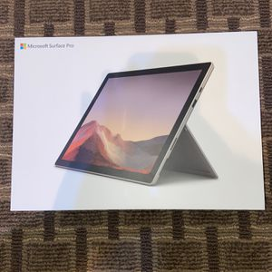Microsoft Surface Pro 7 for Sale in Signal Hill, CA