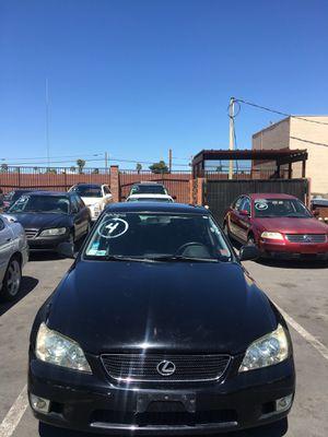 2001 Lexus IS300 for Sale in Las Vegas, NV
