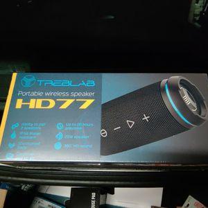 TREBLA HD77 PORTABLE SOUND for Sale in Silver Spring, MD