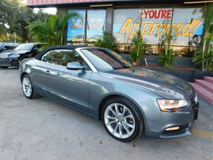 2013 Audi A5 for Sale in Tampa, FL