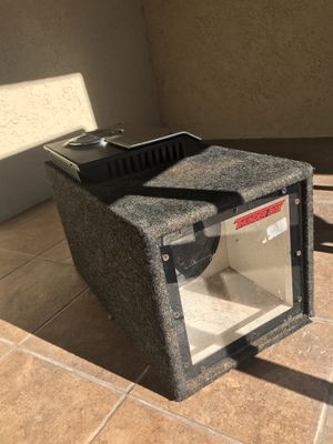 Mtx audio subwoofer w/ sony amp for Sale in Santa Ana, CA