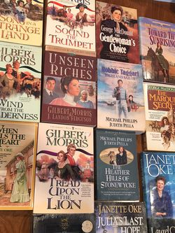 Historical Christian Romance 14 Books for Sale in Damascus,  OR