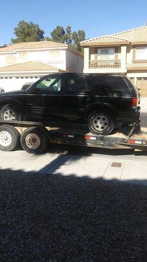 1997 Oldsmobile Bravada Parts $25 AND UP for Sale in Las Vegas, NV