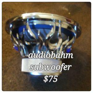 Subwoofer for Sale in Sacramento, CA
