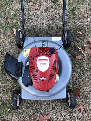 craftsman lawn mower for Sale in Wheaton, MD