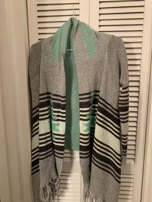 Aztec inspired cardigan for Sale in Tampa, FL