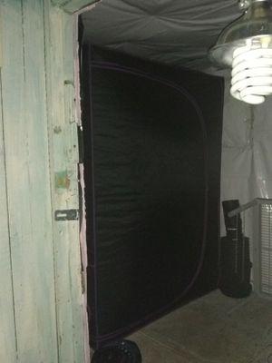 60x60x80 indoor grow tent for Sale in Detroit, MI