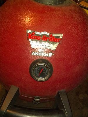 King Griller-Akorn for Sale in Oskaloosa, IA