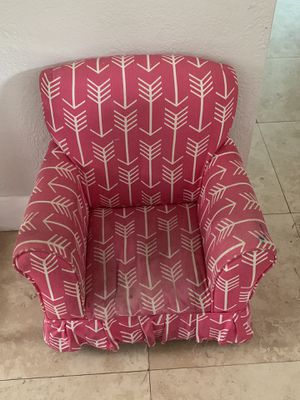 Pink Kids Mini Sofa Chair for Sale in Lighthouse Point, FL