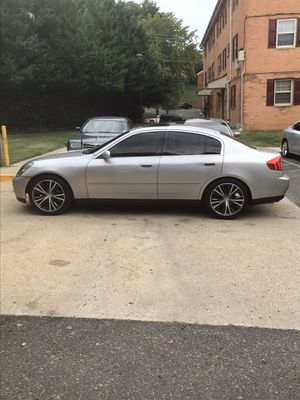 2004 g35 infinity 4500$ for Sale in Washington, DC