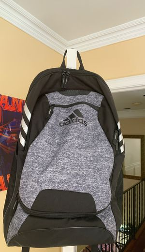 ADIDAS GRAY BACKPACK for Sale in Fairfax Station, VA