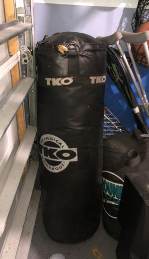 Punching bags for Sale in Miami, FL