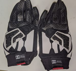 Under armour mens football gloves for Sale in El Cajon, CA