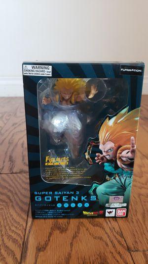 Dragon Ball Z Figuarts ZERO Super Saiyan 3 Gotenks Statue for Sale in Los Angeles, CA