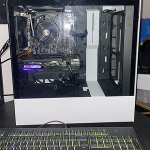 Gaming PC + Razer Keyboard for Sale in Monsey, NY