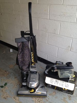 Kirby Vacuum - G 2000 Model with Shampoo Accessories for Sale in Washington, DC